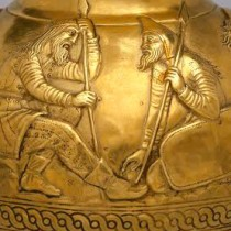 Scythian heralds from the Hermitage to the Acropolis Museum