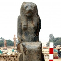 More Sekhmet statues come to light