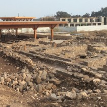 Second Temple period bronze implements discovered in Magdala excavations
