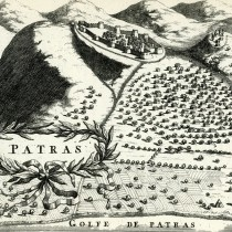 Changes in the urban landscape of 19th century Patras