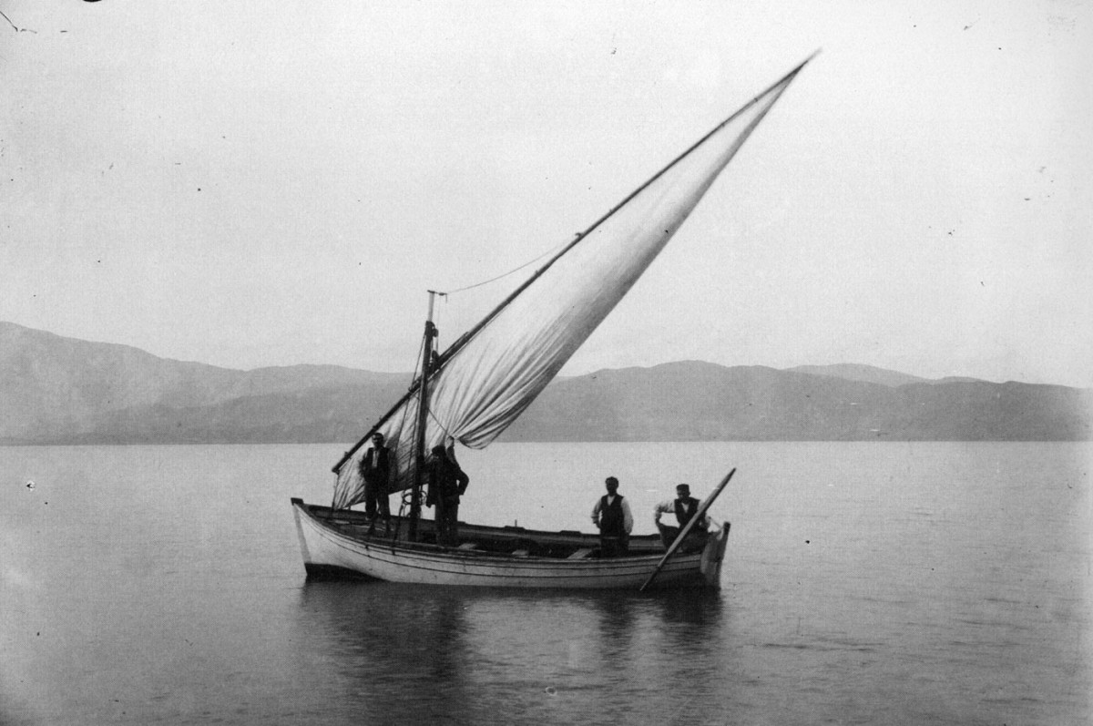 Fig. 40. Patras. Caique.