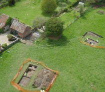 Unique Roman villa accidentally found in Wiltshire