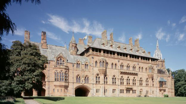 The First Folio will go on display for the first time at Mount Stuart House. Photo Credit: Mount Stuart/BBC.