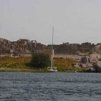 Barque station of Queen Hatshepsut discovered on Elephantine Island
