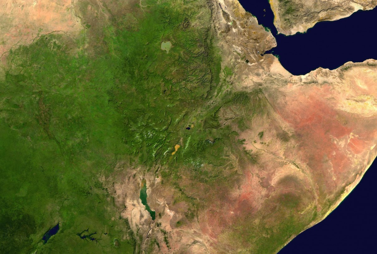Once the Ice Age receded the people of the refugium in what is now Southern Arabia dispersed and populated Arabia and the Horn of Africa.