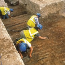 Roman fort built in response to the Boudica uprising discovered in London