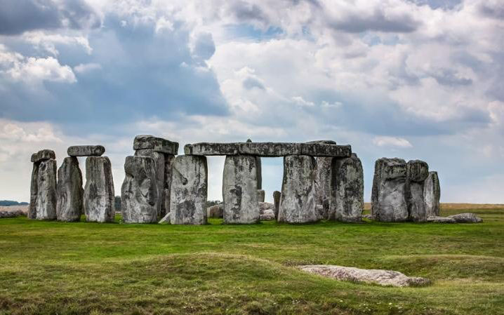 Salisbury Plain where Stonehenge is located is about 140 miles away from the place the bluestone blocks come from. Photo Credit: The Telegraph.