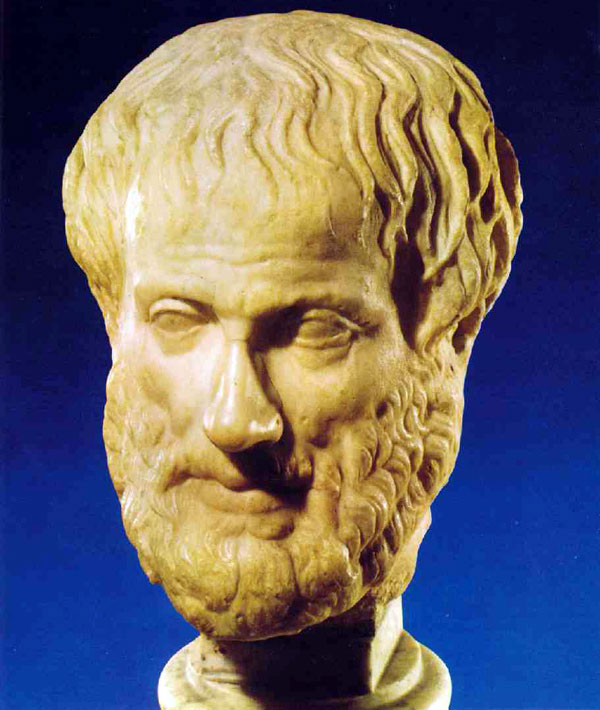 Fig. 1. Aristotle.
