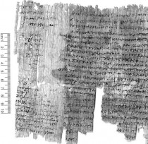 Oxyrhynchus papyri reveal magical spells