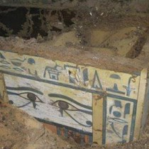 The discovery of a 12th dynasty mummy