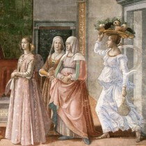 Medieval women better dressed than men