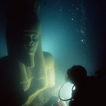 Sunken cities, Egypt's lost worlds on show at the British Museum