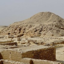 Pyramid of Unas reopens to public