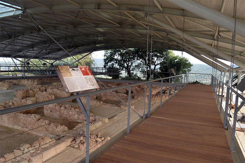 The restored site will be open to the public again on 12 June. Photo Credit: Thema News.