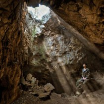 The high-tech 3D mapping of Homo naledi's Dinaledi chamber