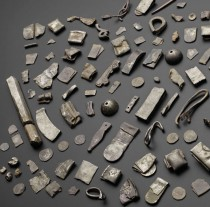 Silver Roman period hoard found in Scotland