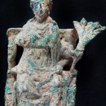 Ceres figurine found in South Shields
