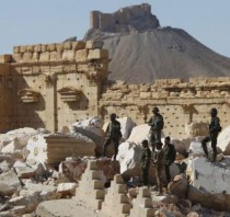 Syria condemns illegal excavations by US, French and Turkish troops