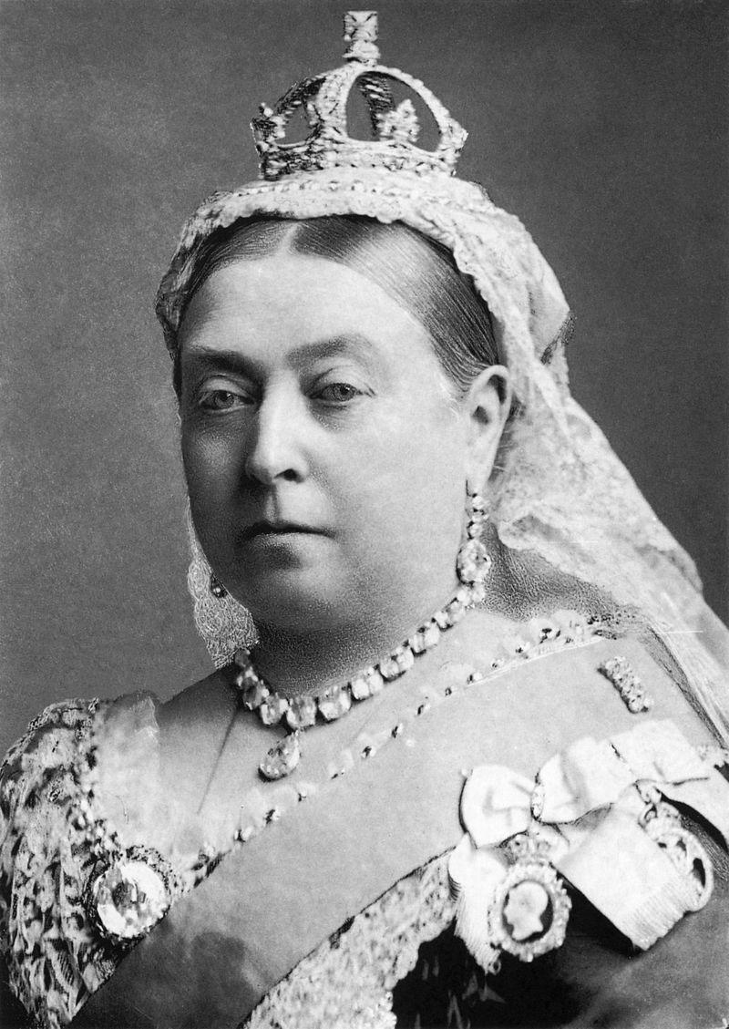 Fig. 2. Queen Victoria.