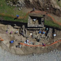 Burials in Wales could be of St David's contemporaries