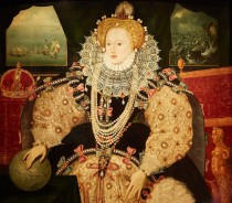 Elizabeth I Armada portrait saved thanks to fundraising campaign