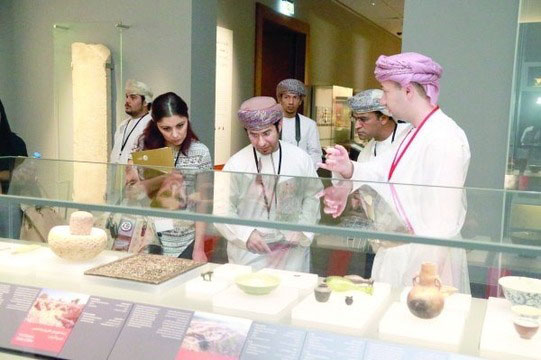 The museum's permanent collection comprises about 12,500 artefacts dating from the prehistoric era. Photo Credit: National Museum Oman/The Art Newspaper.