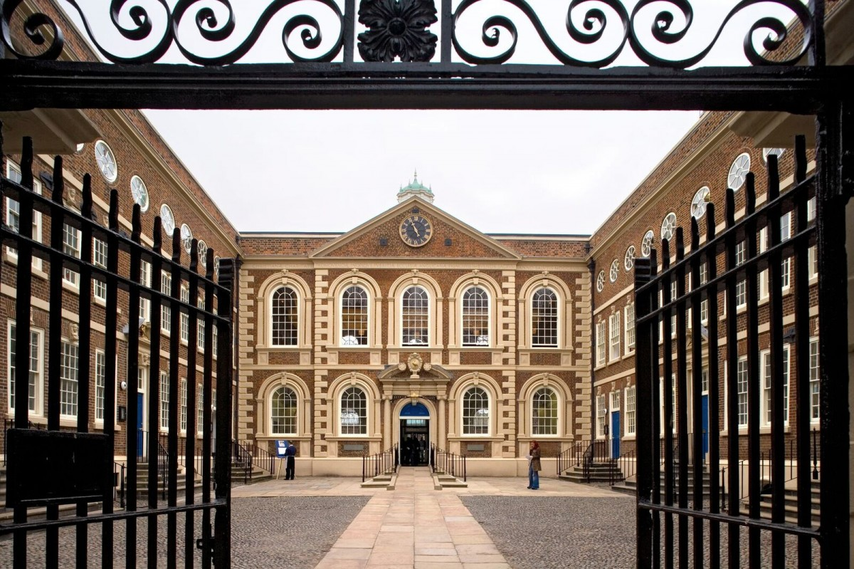 Bluecoat is Liverpool city centre's oldest building, Grade One listed, and located within the UNESCO World Heritage Site. Image credit: Bluecoats