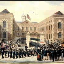 Who built Liverpool's oldest city centre building