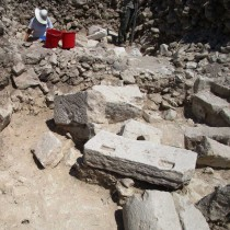2016 investigation of the collapsed building in Kourion completed