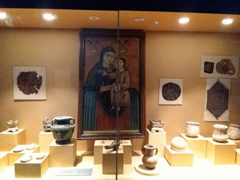 The museum has reopened after three years, after a renovation of its interior. Photo Credit: Ahram Online.
