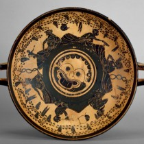 Animation brings 2500-year-old vase to life