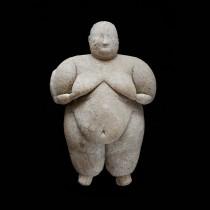 8,000-year-old 'goddess figurine' in central Turkey