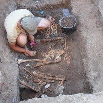 Scientists reconstruct 5,000-year-old elite tomb discovered in Ukraine