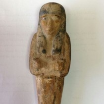 Ushabti figurine recovered in Mexico is authentic
