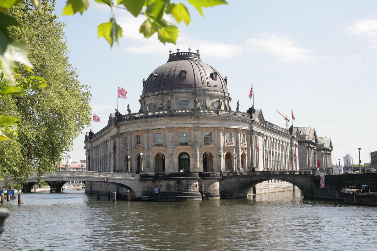 Bode-Museum, Berlin.