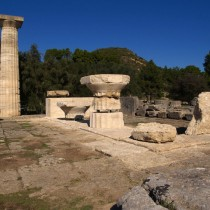 Arnd Hennemeyer: The Temple of Zeus at Olympia