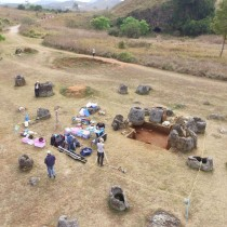 Archaeologists use drones to trial virtual reality