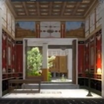 Researchers reconstruct house in ancient Pompeii using 3D technology