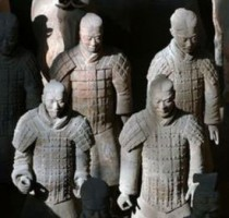 Ancient Greeks contributed to Terracotta Army construction