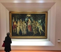 Uffizi rooms with Botticelli works reopen