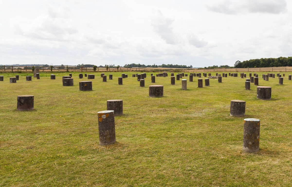 Woodhenge, one of the locations the variability in the isotope values was found to be particularly marked in individuals.