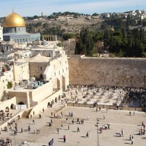 From here the Romans breached Jerusalem's City Wall 2,000 years ago