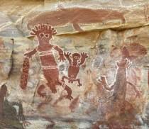 Rock art sites in Western Australia's remote regions recorded