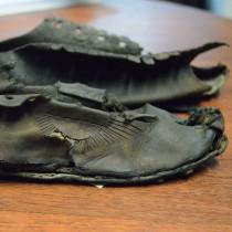 The Roman shoe hoard of Vindolanda
