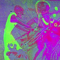 X-rays reveal artistry in an ancient Greek vase
