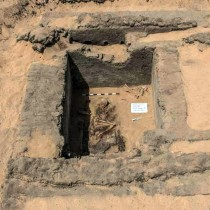 Predynastic cemetery and settlement discovered near Abydos