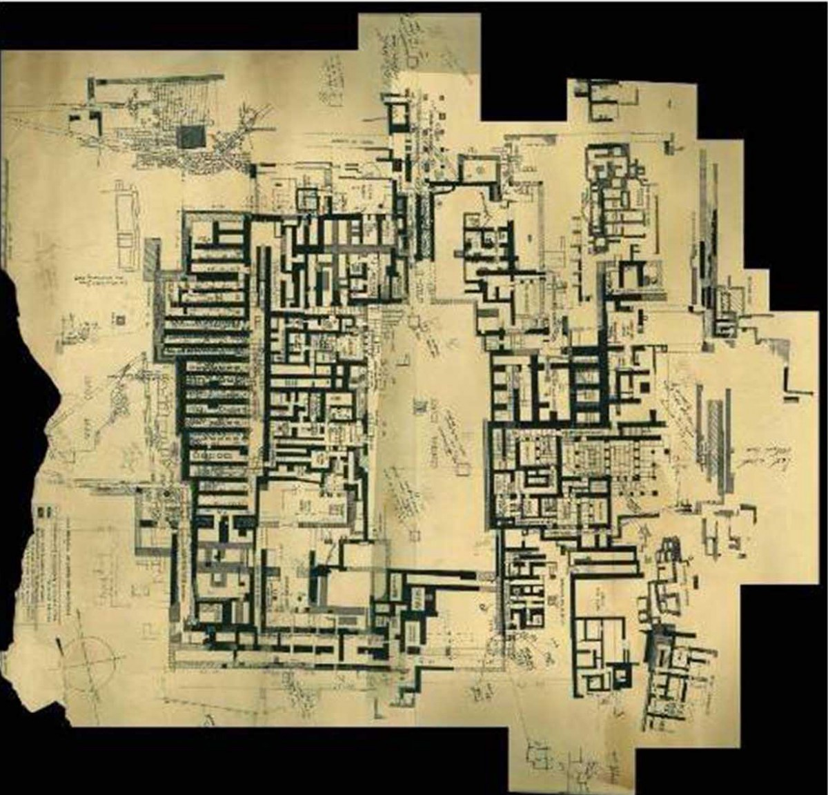 The palace, at least as an architectural form, did not emerge suddenly at Knossos in MM I (c. 2000/1900 BC), but more gradually and 700 years earlier.
