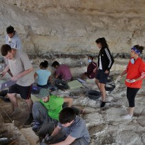 Evidence of human activity 1.4 million years ago in Orce, Granada