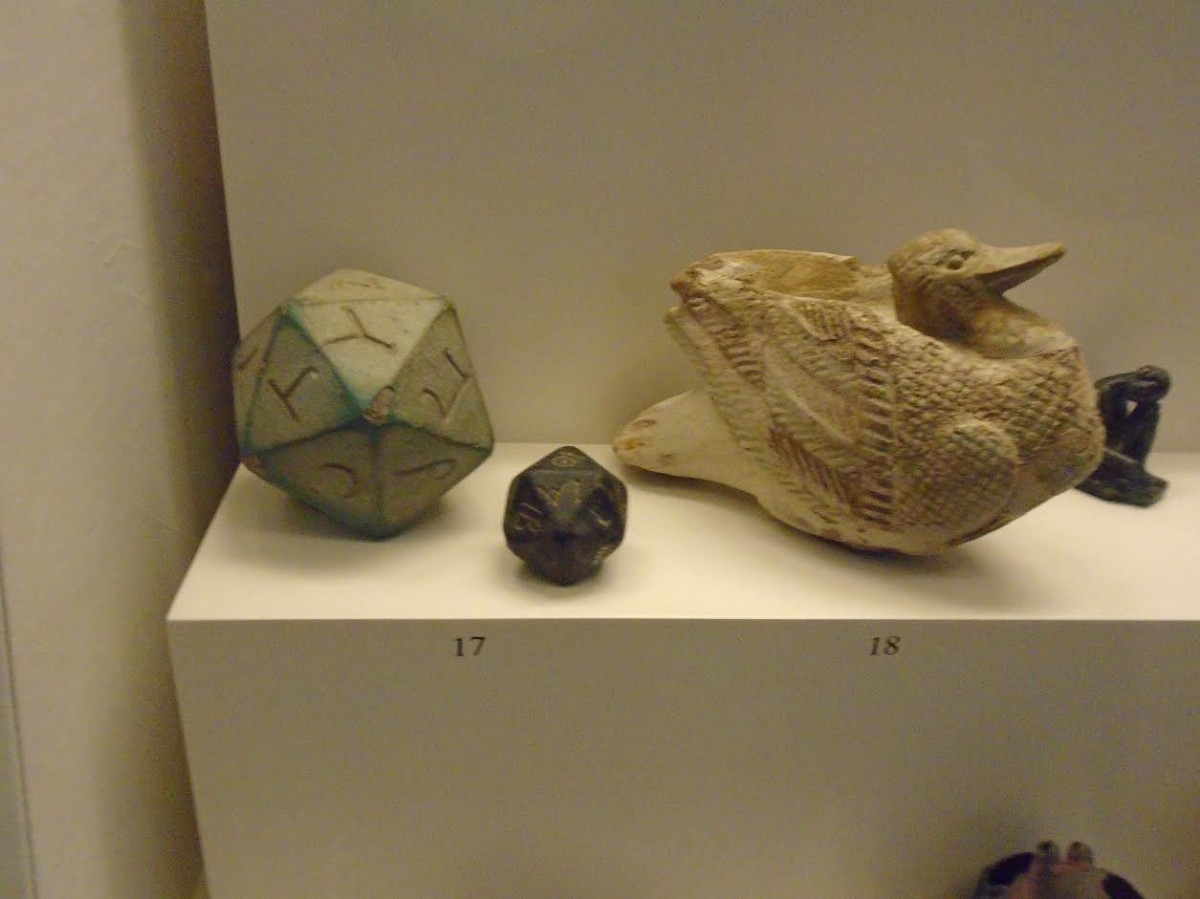 Objects from Egypt