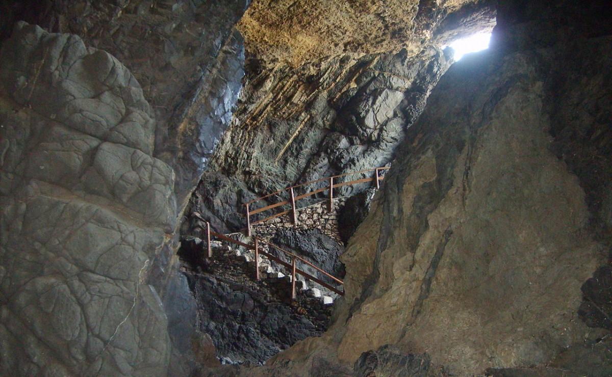 Cueva Negra, Spain.